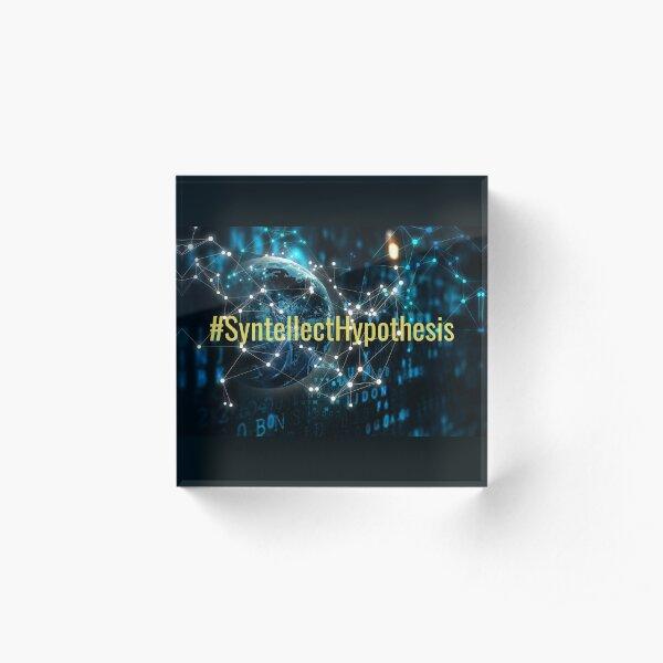 #SyntellectHypothesis Acrylic Block