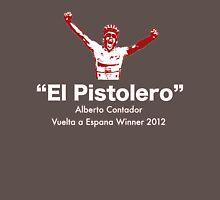 Alberto Contador Vuelta Winner 2012 Unisex T-Shirt