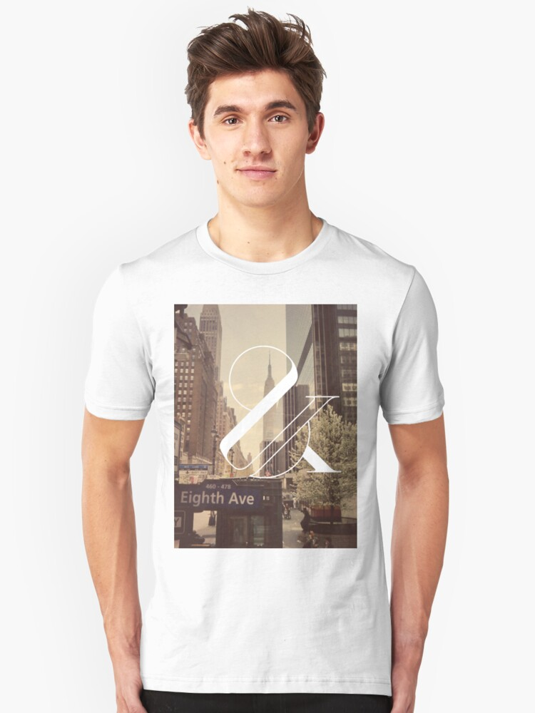 New York Is Killing Me Unisex T-Shirt Front