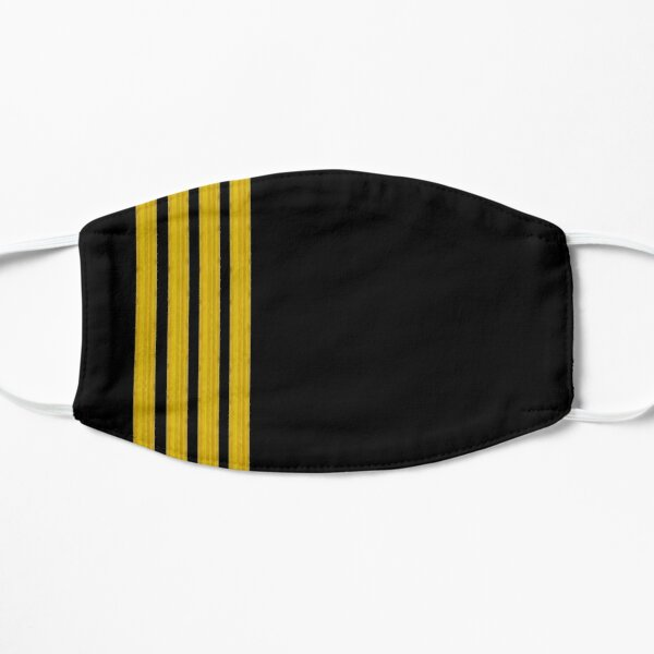 Captain epaulets Mask