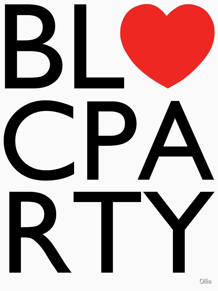 We Love Bloc Party by 0llie