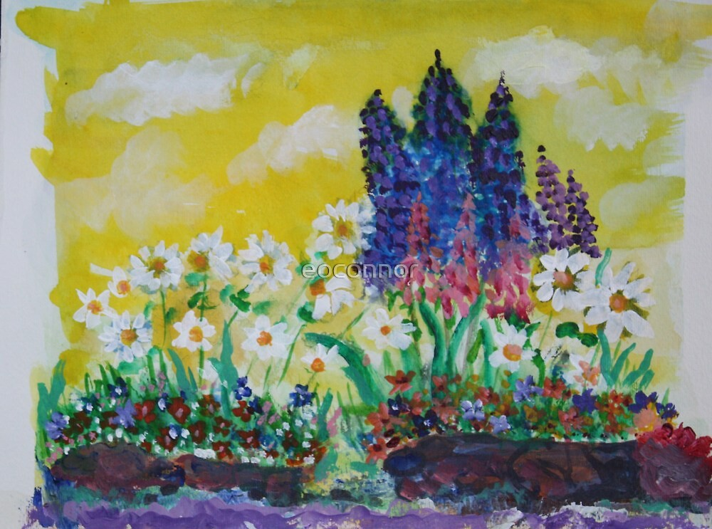 FLOWERS OF SUMMER by eoconnor