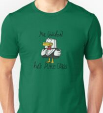 Mr. Chicken - Pure Class Edition Unisex T-Shirt