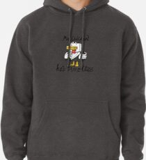 Mr. Chicken - Pure Class Edition Pullover Hoodie
