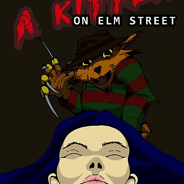 A Kitten on Elm Street by Sozdanee