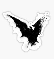 Bela Lugosi's Dead Sticker