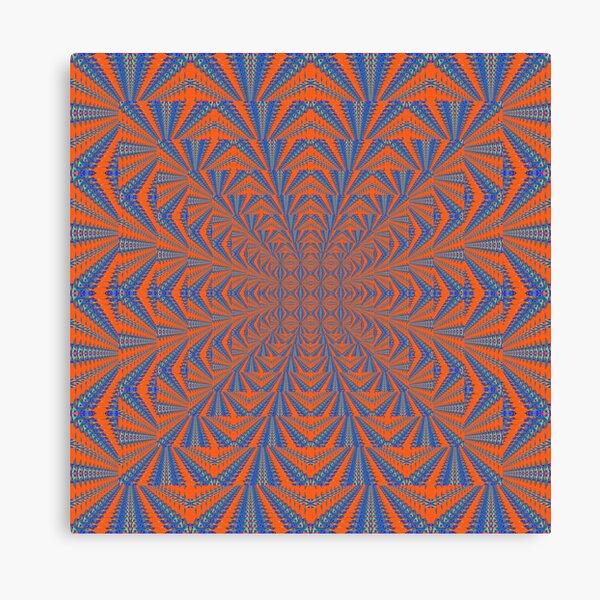 Motif, Visual arts, Psychedelic Canvas Print