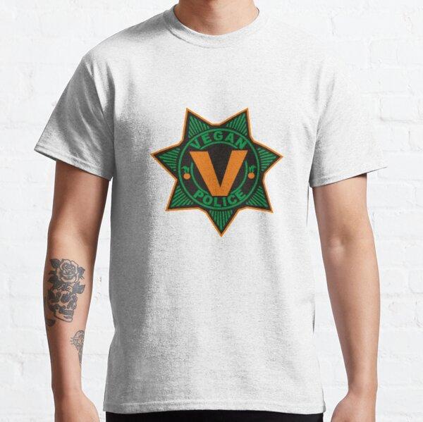 Vegan Police Classic T-Shirt