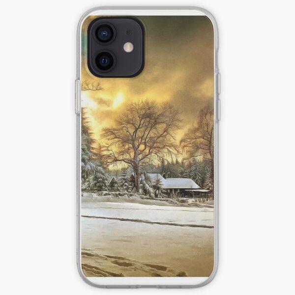 Winter Refuge iPhone Soft Case