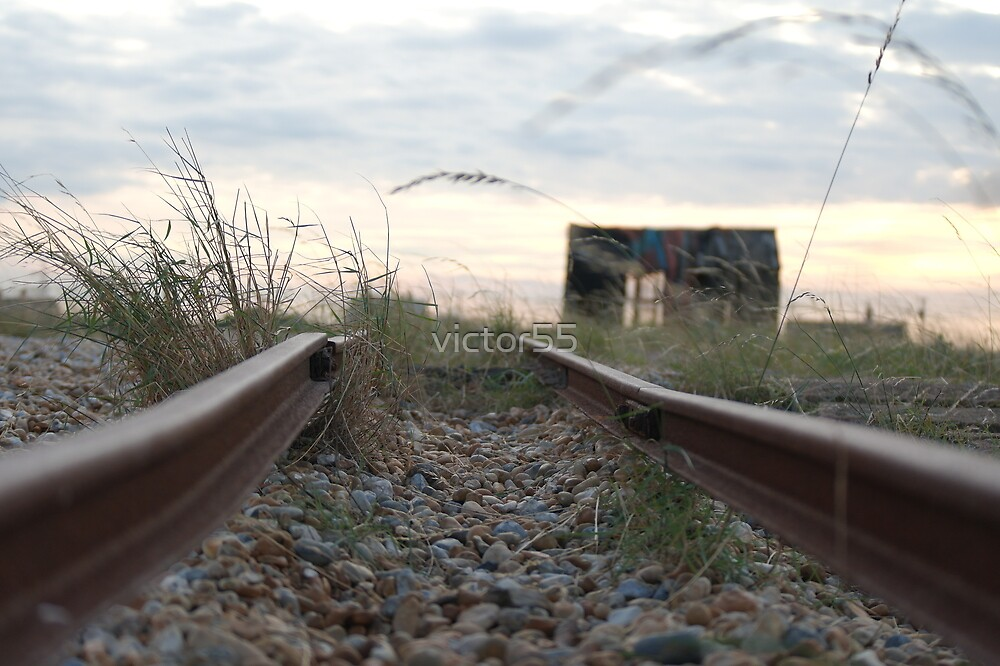 The Track T0 Nowhere by victor55