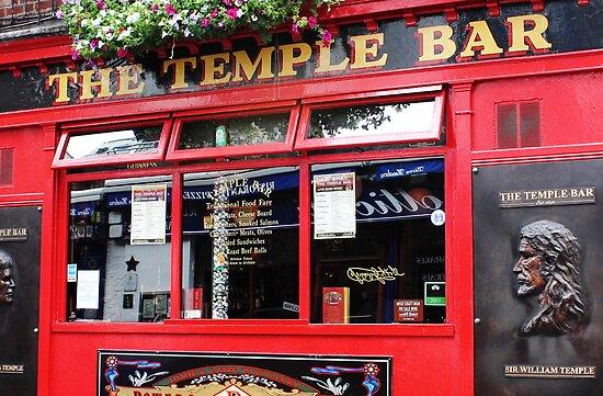 Temple Bar, Ireland by MelissaSue
