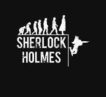 Sherlock Holmes the evolution of man Unisex T-Shirt