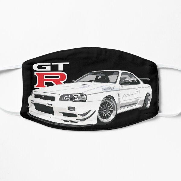 GT-R R34 V spec N1 Skyline  Flat Mask