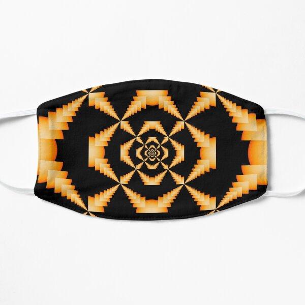 Motif, Visual arts, Beadwork, Psychedelic Flat Mask
