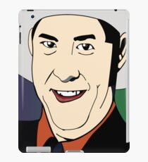 Anchorman 2 - Champ iPad Case/Skin
