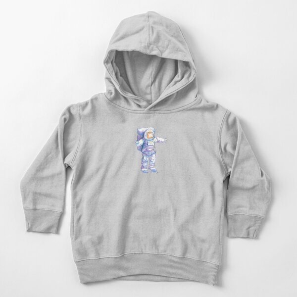 Astronaut Wants a Hug Toddler Pullover Hoodie