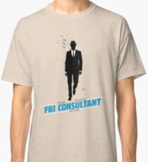 White Collar Consultant Classic T-Shirt