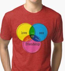 BC Venn's #1 Tri-blend T-Shirt