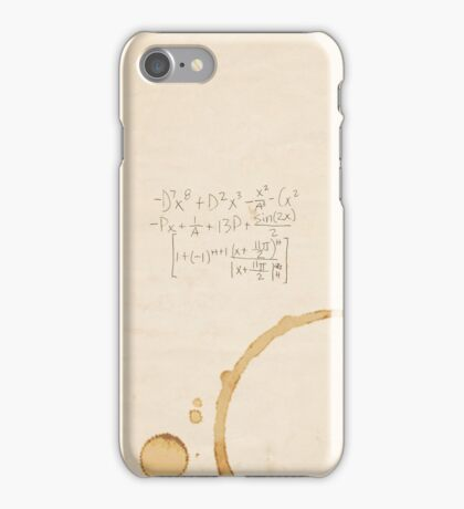 An Abundance of Katherines case iPhone Case/Skin