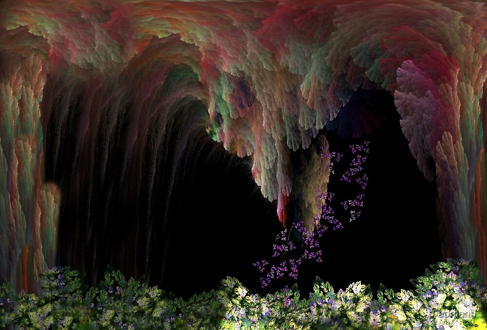 Fairy Tale Forest by aprilann
