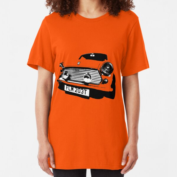 Mini-mal T Slim Fit T-Shirt