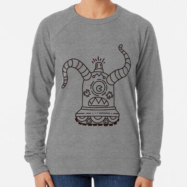 Hysterical alien Lightweight Sweatshirt