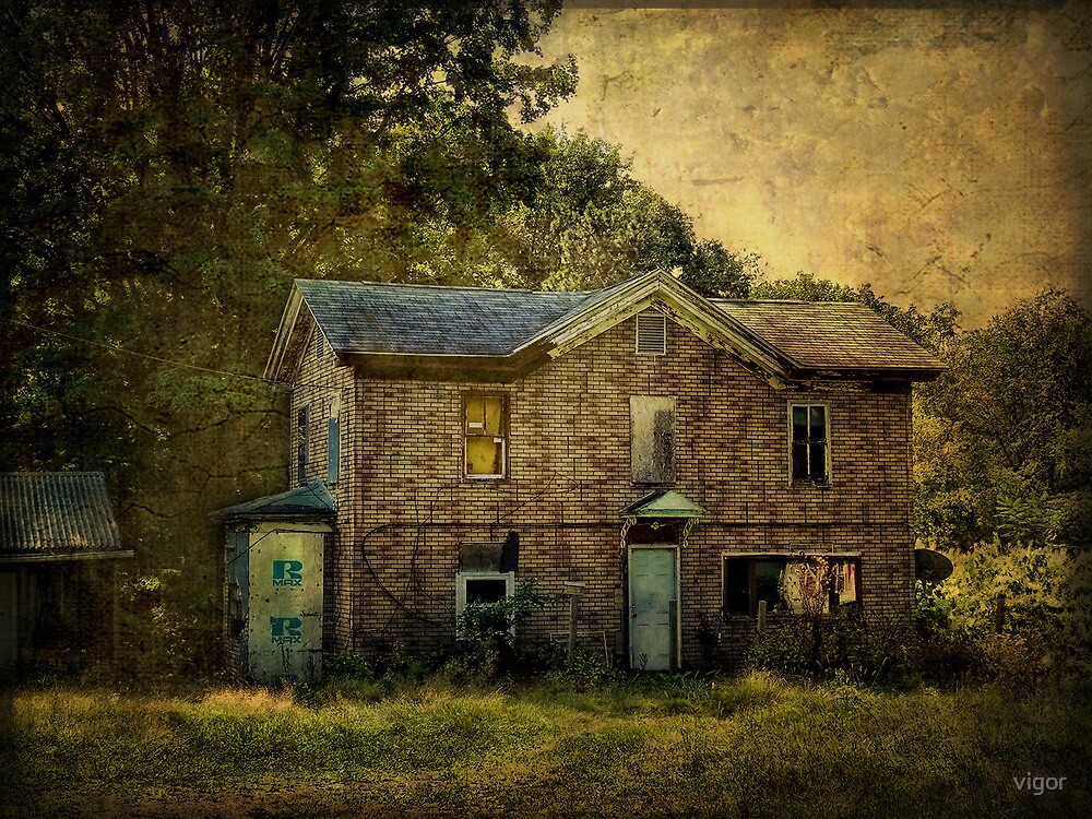 Is anyone home by vigor
