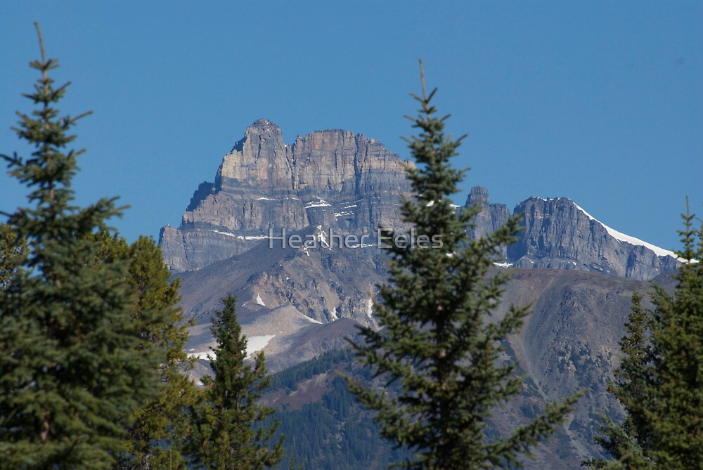 Another Mountain Peak by Heather Eeles