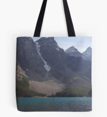 Another Picture at Moraine Lake Tote Bag