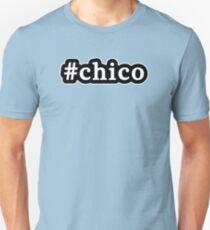 Chico - Hashtag - Black & White Unisex T-Shirt