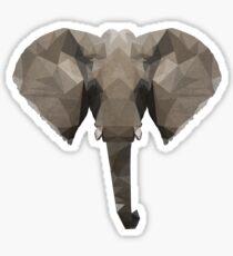 Elefant Sticker