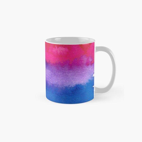Bisexual pride flag Classic Mug