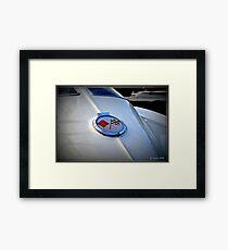 63 Corvette Split window Framed Print