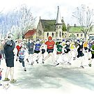 Ross Marathons by Muriel Sluce by Wendy Dyer