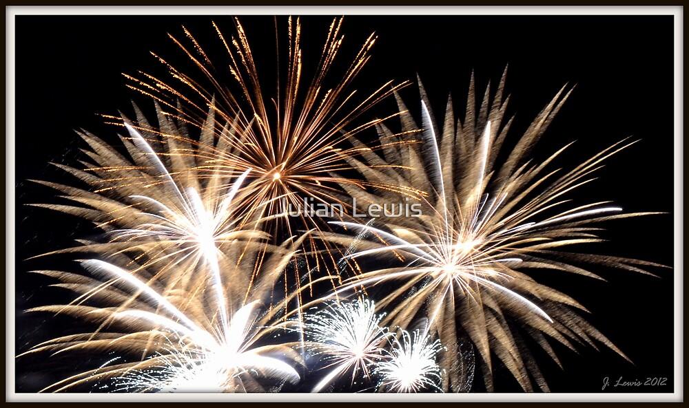 Fireworks #3 by Julian Lewis
