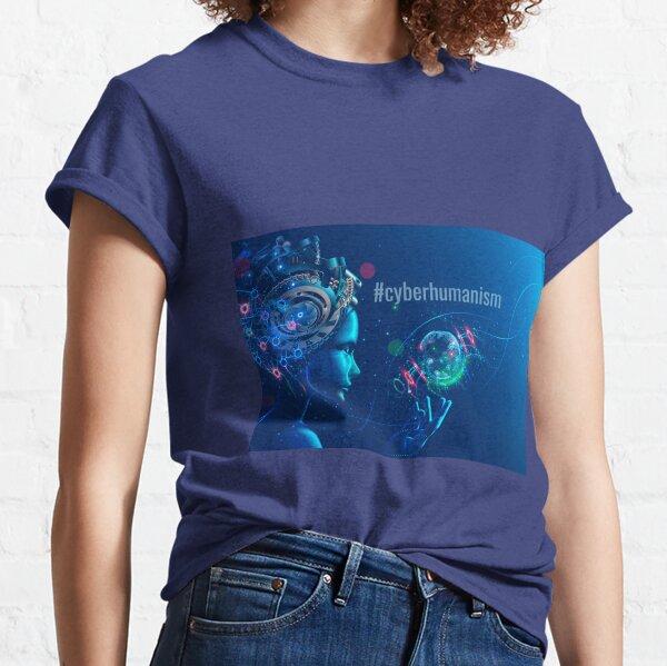 #cyberhumanism Classic T-Shirt