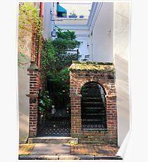 Historic Charleston SC I Poster