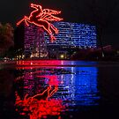 Omni Hotel Dallas for Paris by josephhaubert