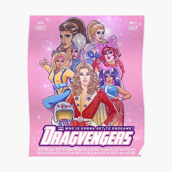 RuPaul's Dragvengers Poster