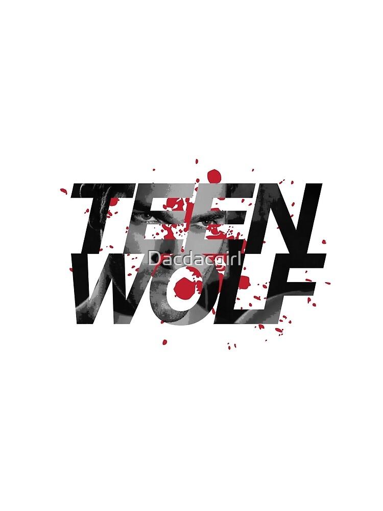 Teen Wolf - Derek Hale 2 by Dacdacgirl
