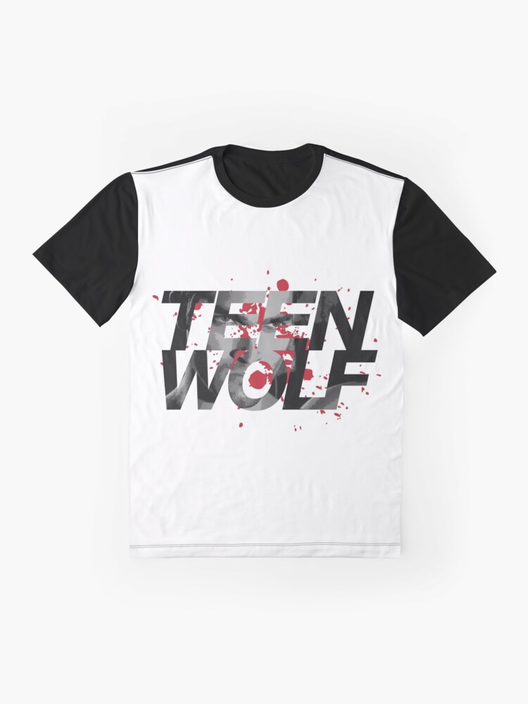 Alternate view of Teen Wolf - Derek Hale 2 Graphic T-Shirt