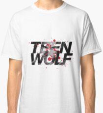 Teen Wolf - Derek Hale 2 Classic T-Shirt