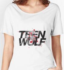 Teen Wolf - Derek Hale 2 Women's Relaxed Fit T-Shirt