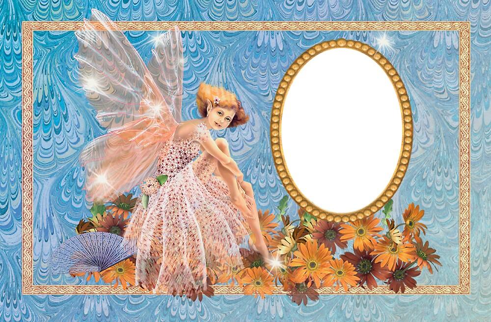 FD card photo frame  by Carol McLean-Carr