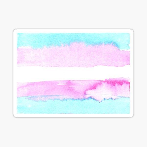 Trans Pride Flag Sticker