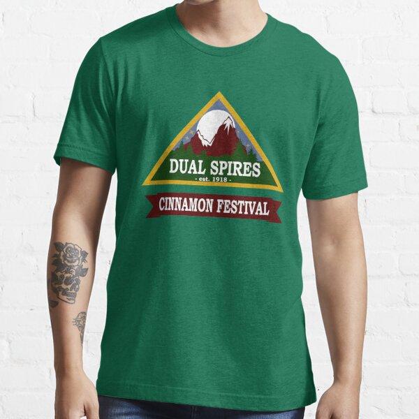 Psych - Dual Spires Cinnamon Festival Essential T-Shirt