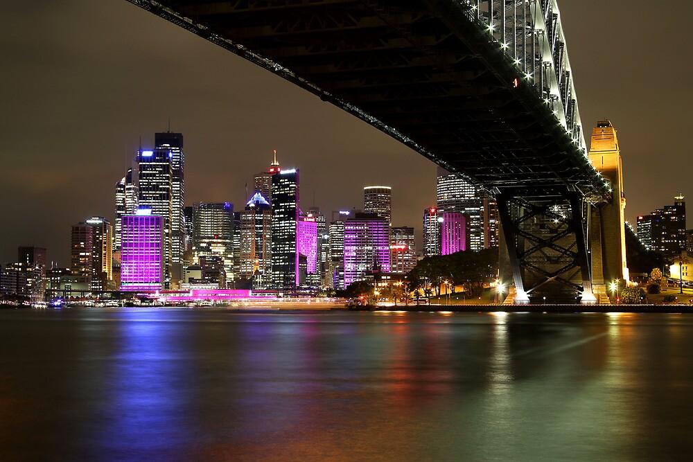 Sydney Vivid by kcy011