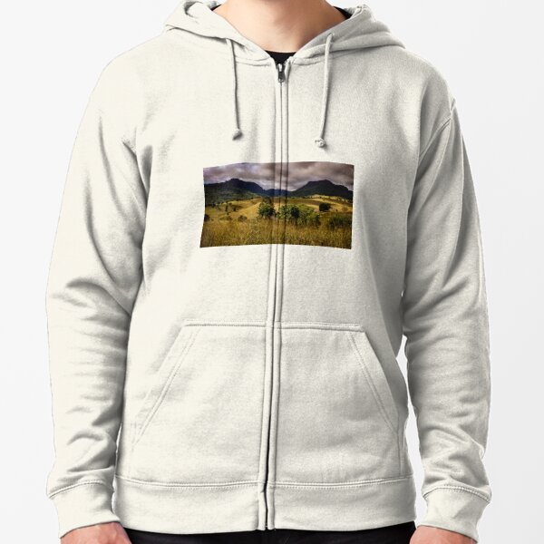 The Lost World Zipped Hoodie