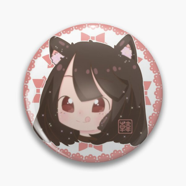 Cat Girl Pin