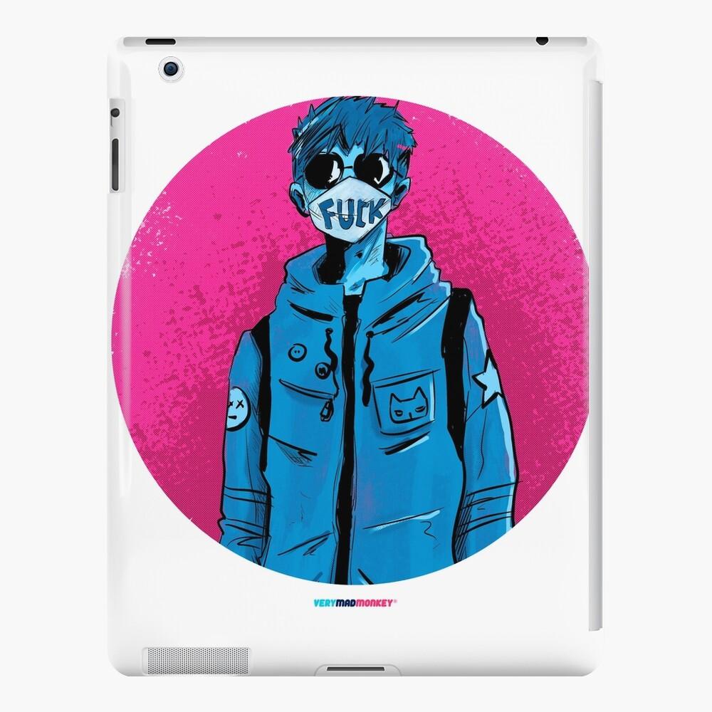 F**C by Fran Ferriz Funda y vinilo para iPad